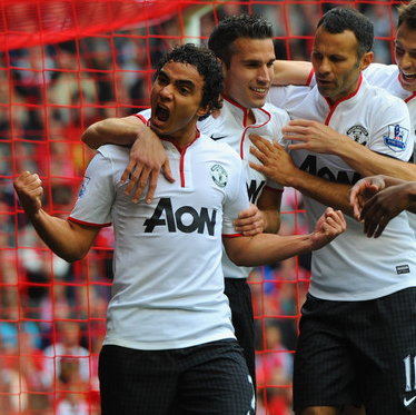 Rafael: Giggs So Good It's Getting Boring