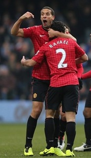 Rafael: That Was My Best Goal