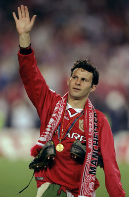 Ryan Giggs: The greatest player to ever wear our shirt