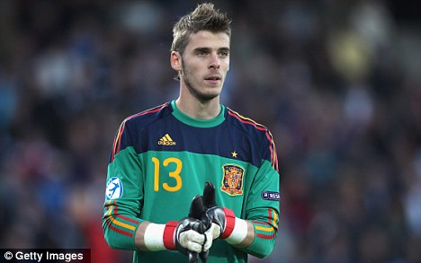 De Gea: Big Step In My Career