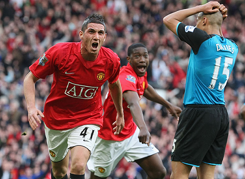 Macheda: My Dreams Came True At United