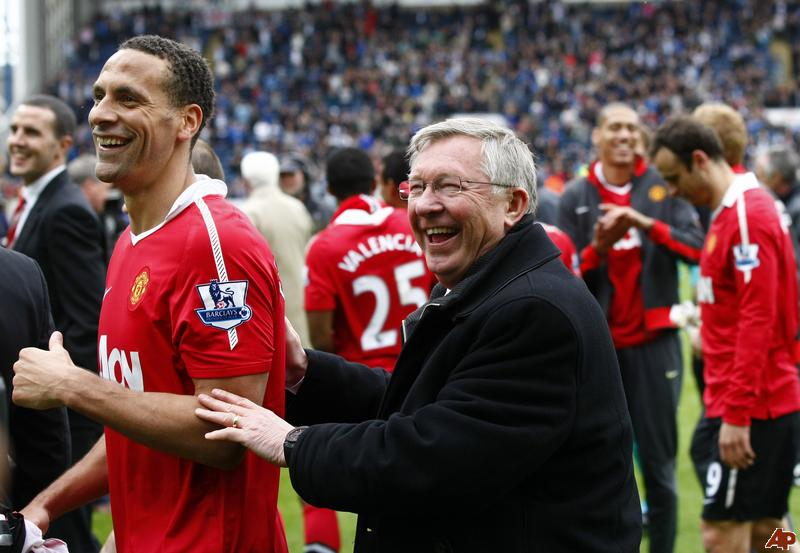 Fergie: Rio Will Sign Before The End Of The Season
