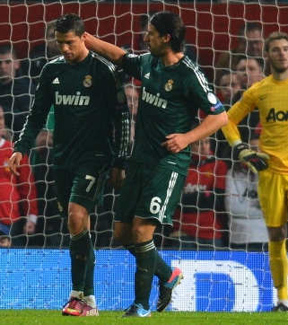 Ronaldo: I'm Sad United Are Out