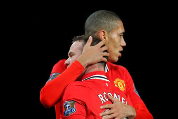 Smalling: Rooney Gives Everything To The Team