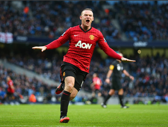 Wayne Rooney – A captain for the head rather than the heart