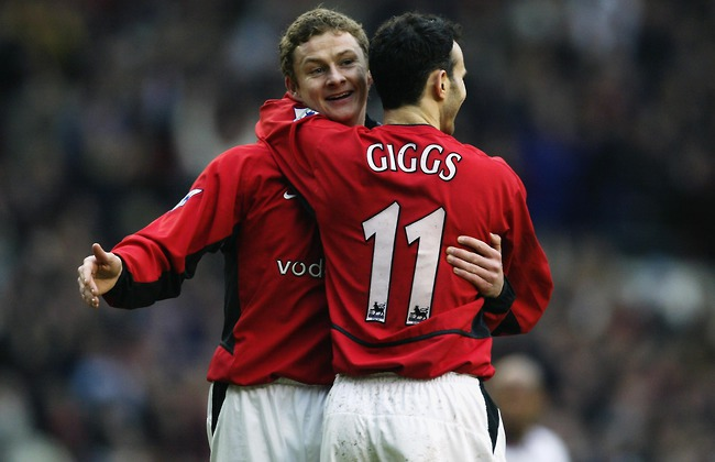 Solskjaer: Giggs Is After My Dream Job