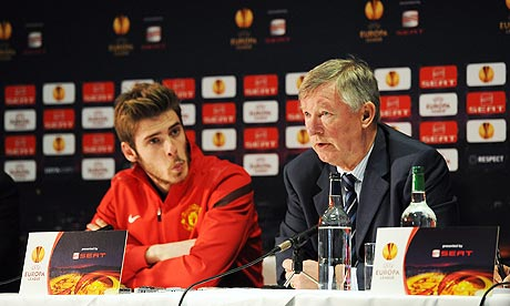 De Gea: Fergie Is More Than A Manager