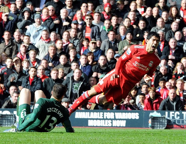 Rodgers Would Have You Believe Suarez Is The Victim Again