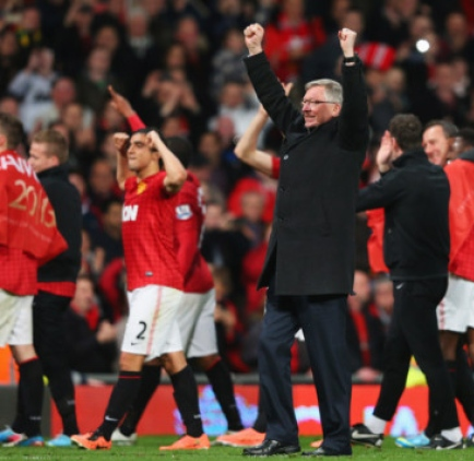A man for all seasons: The Enduring Genius of Sir Alex Ferguson