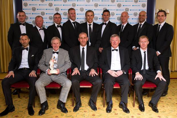 PICTURE: PFA Merit Award – Class of 92