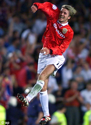 Is David Beckham a Manchester United Legend?