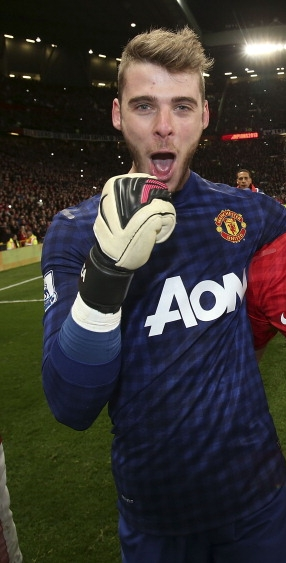 DDG: Wearing United jersey makes me proud