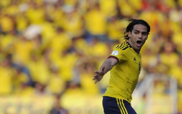 Falcao Should Choose United Over Chelsea, Real Madrid, City, PSG…
