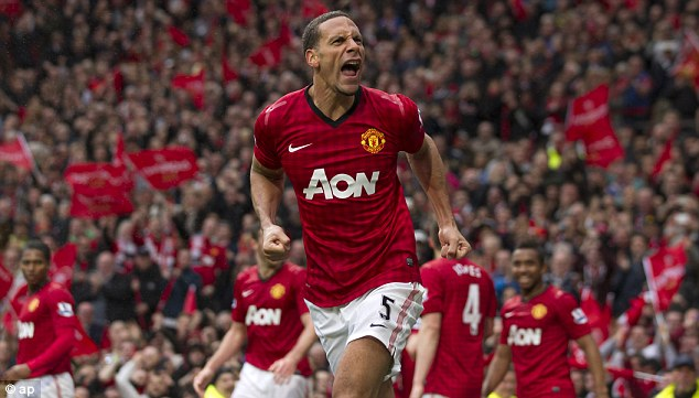 Rio: Who wouldn't want to play for United?