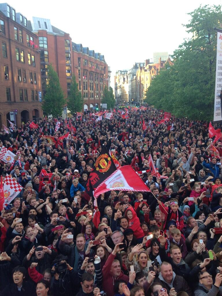Fergie: Monday's parade was better than 99