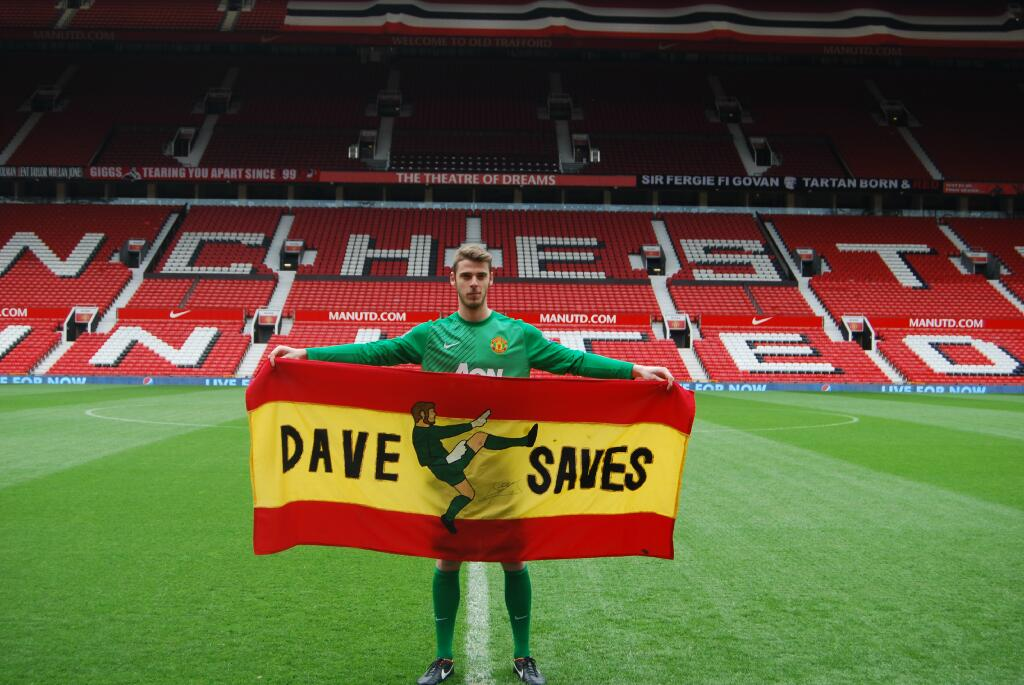 PICTURE: Dave Saves