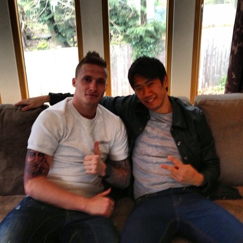 Buttner Explains Kagawa's Gangnam Style Singing