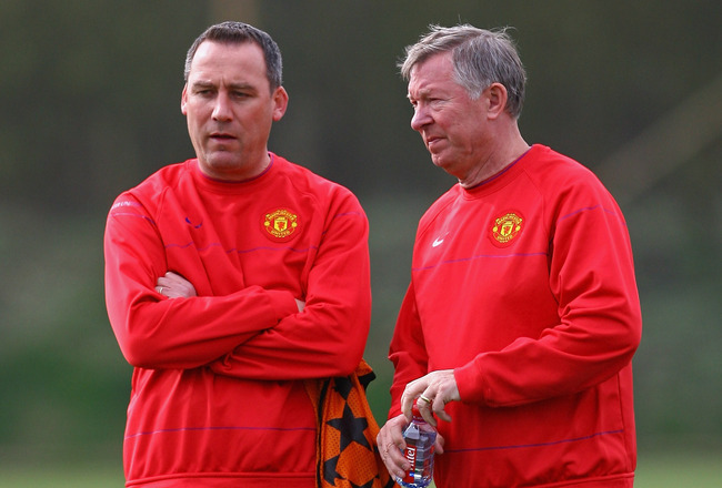 Meulensteen: Rooney has his own agenda