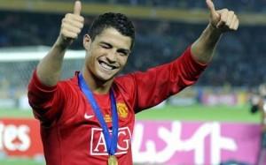Ronaldo wink