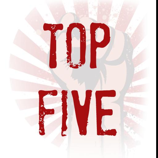 TOP 5: Eric Cantona Goals