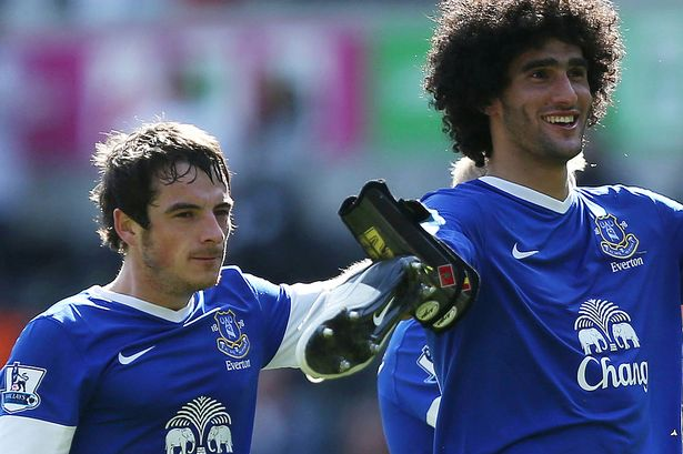 VIEW FROM THE ENEMY: Everton fan on selling Fellaini/Baines and life after Moyes