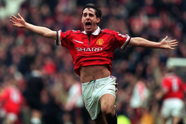 Gary Neville: A very ordinary hero