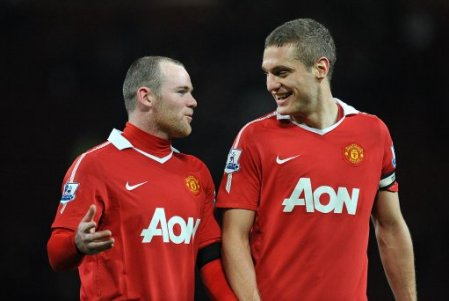 Vidic: Why would Rooney want to leave best club in the world?