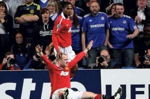 Rooney goal vs Chelsea2