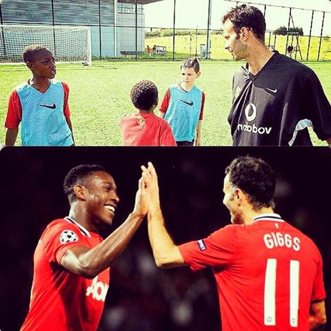 Danny Welbeck's Career In Quotes