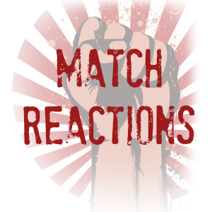 Match reactions