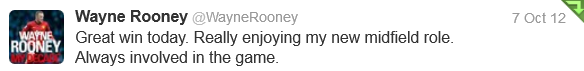 Rooney – Selfish or sensible?