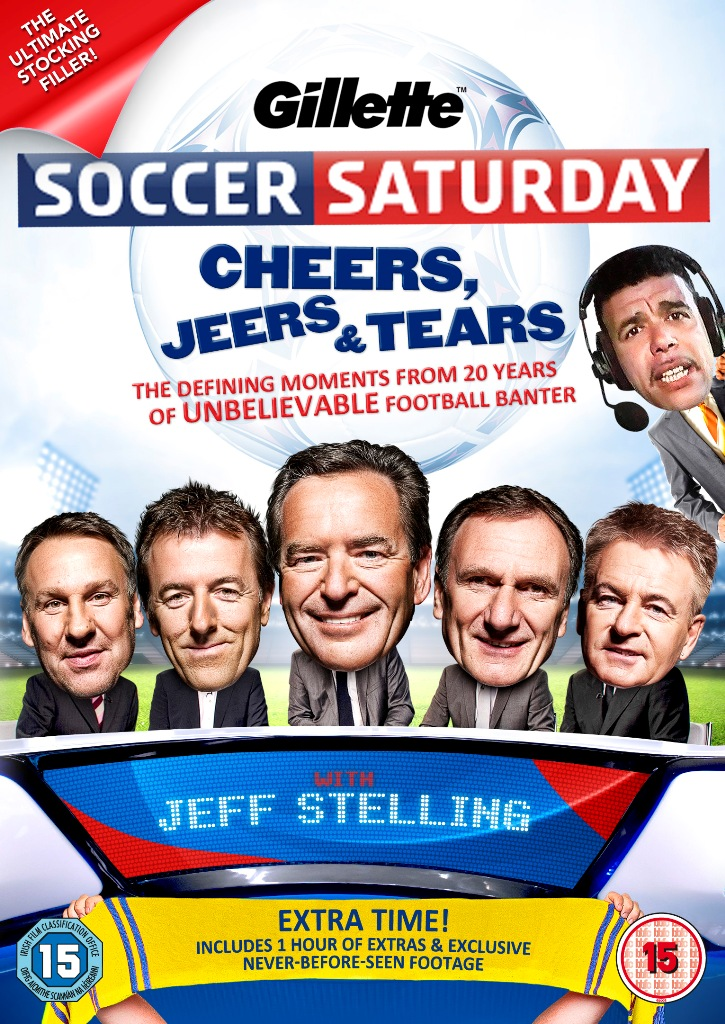 COMPETITION: Soccer Saturday DVD