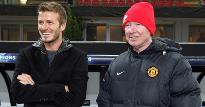 Fergie: Beckham should have stayed at United or Madrid