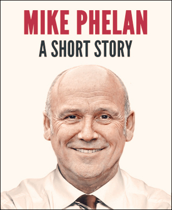 Mike Phelan: The autobiography