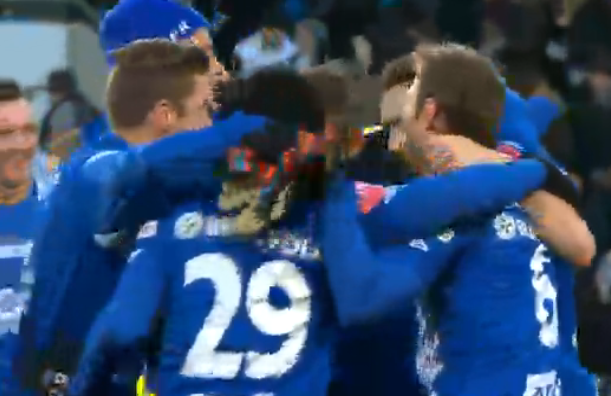 PICTURES: Solskjaer wins Norwegian Cup final with Molde