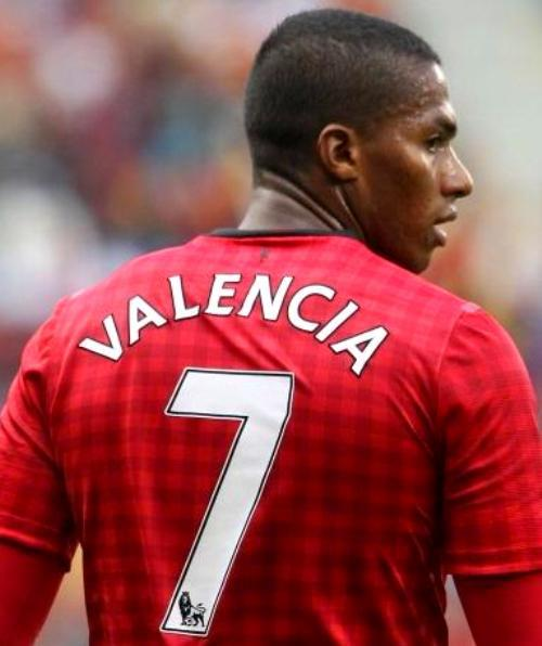 Valencia: Luck changed after ditching 7 for 25
