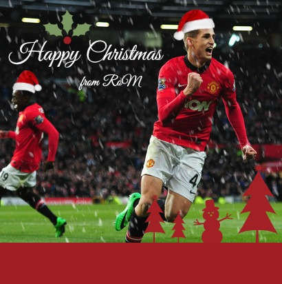 Happy Christmas, reds