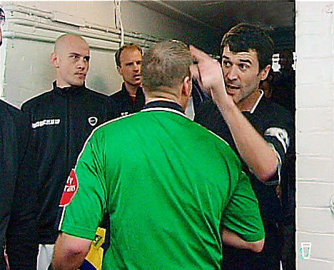 Miscellaneous Musings on Keane vs Vieira: Best of Enemies