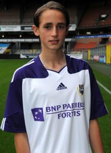 Adnan Januzaj belgian teenager