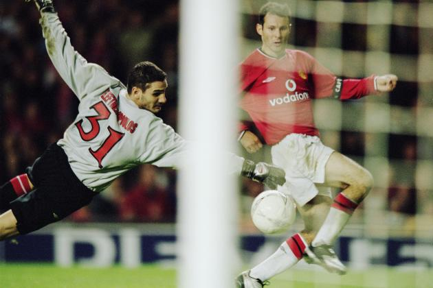 United vs Olympiakos – October 23rd 2001