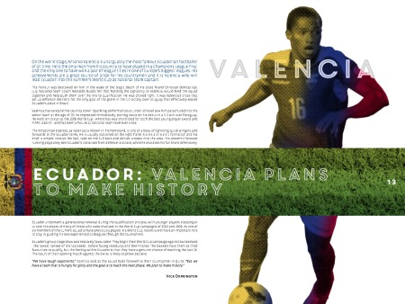 "Valencia – ""The Amazonian Express"""