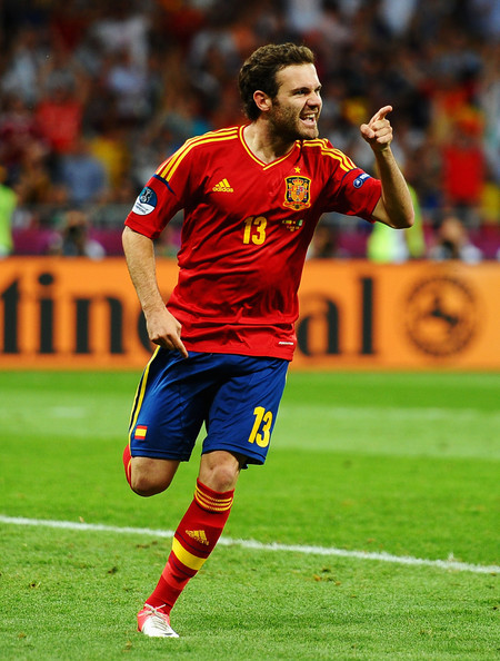 Top Jounos Rate Mata's Chances Of Making A Difference For Spain