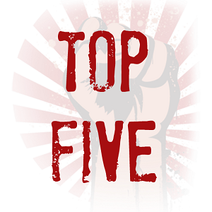 TOP FIVE: Late Manchester United Goals (Not including THAT one)