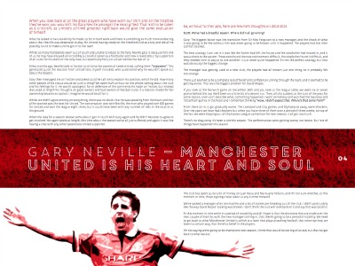 EXCLUSIVE INTERVIEW: Gary Neville – United is my heart and soul