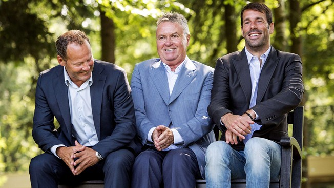 PICTURE: Van Nistelrooy gets Holland job