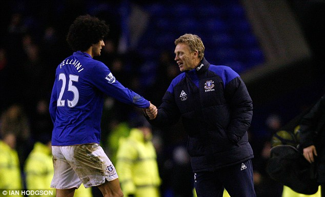 VIEW FROM THE ENEMY: Everton fan on why Fellaini was so bad and why Moyes got stick