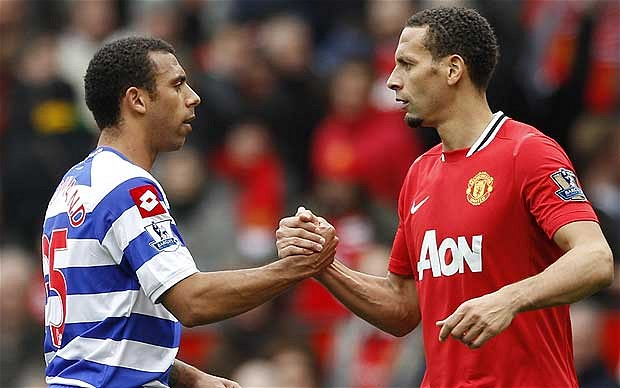 VIEW FROM THE ENEMY: QPR fan on signing Rio, United winning the league and LvG's Ajax team