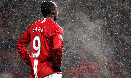 EXCLUSIVE INTERVIEW: Louis Saha on Cantona, United fans and injuries