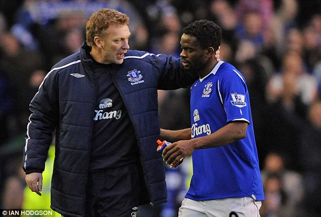 EXCLUSIVE INTERVIEW: Louis Saha on Moyes' failure and plans to become a manager