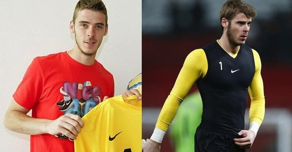 De Gea: Gym turned me in to Captain America!